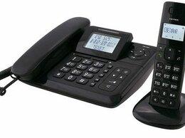 Проводные телефоны - Телефон ТЕХЕТ ТХ-Д 7055А, 0