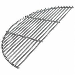 Решетки - Решетка полукруглая для гриля L, нержавеющая сталь Big Green Egg, 0
