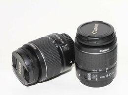 Объективы - Canon EF-S 18-55mm, 0