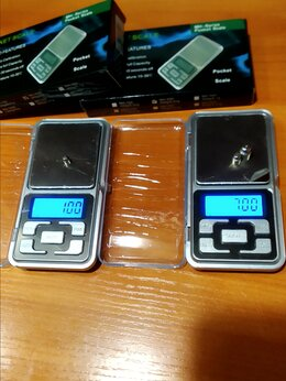 Весы ювелирные - Весы ювелирные 200/0.01, 0