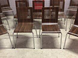 Мебель для учреждений - Стулья для столовой и кафе, 0