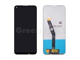 Дисплеи и тачскрины - Дисплей для Huawei Honor 9C/P40 Lite E +…, 0