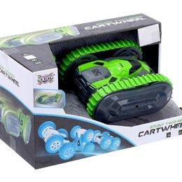 """Радиоуправляемые игрушки - Машина-перевёртыш радиоуправляемая """"Атом"""", работает от батареек 4898320, 0"""
