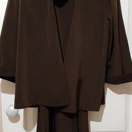Костюмы - Костюм платье и пиджак, размер 46-48, 0