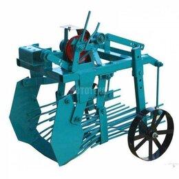 Навесное оборудование - Картофелекопалка вибрационная Нева ККМ-1 ККМ-1П (колесо металл), 0