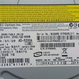 Оптические приводы - Оптический привод Sony NEC Optiarc AD-5200A Silver, 0