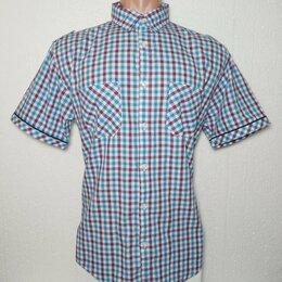 Рубашки - Рубашка «ZARA».  Made in Madagascar.  L или 48-50., 0