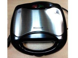 Сэндвичницы и приборы для выпечки - Сэндвичница Maxwell MW-1552 (OEM), 0