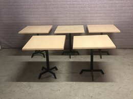 Мебель для учреждений - Столы для кафе и улицы, 0