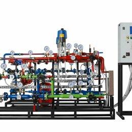 Промышленное климатическое оборудование - Блочный индивидуальный тепловой пункт Гранбтп, 0