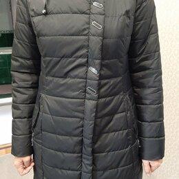 Куртки - Куртка удлинённая женская, 0