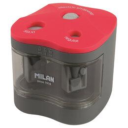 """Мусаты, точилки, точильные камни - Точилка электрическая Milan """"Maxi - Regular"""", 2 отверстия, с контейнером, бли..., 0"""