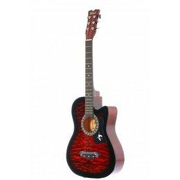 Электрогитары и бас-гитары - Акустическая гитара Belucci BC3830, 0