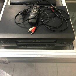Видеомагнитофоны - Видеомагнитофон Samsung SVR-151 б/у, 0