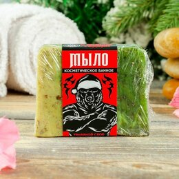 Мыло - Мыло для бани и сауны Травяной сбор Банная забава, 0