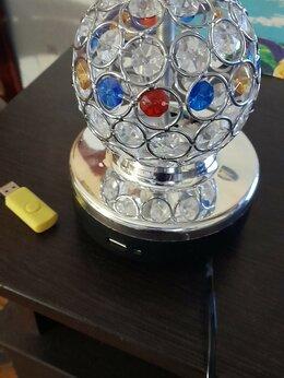 Ночники и декоративные светильники - диско шар, 0