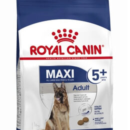 Корма  - ROYAL CANIN Сухой корм для стареющих собак крупных 15 кг, 0