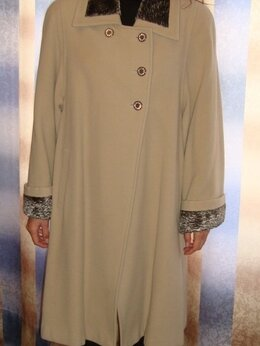 Пальто - Пальто женское демисезон XL, 0