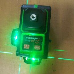 Измерительные инструменты и приборы - Лазерный нивелир 12 линий, 0