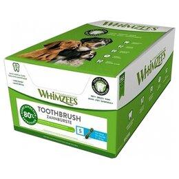 Прочие товары для животных - Whimzees Toothbrush S 150х9 см  Лакомство для собак зубная щетка, 0