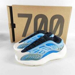 Кроссовки и кеды - Кроссовки Adidas Yeezy Boost 700 V3 Blue , 0