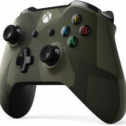 Рули, джойстики, геймпады - Джойстики на Xbox One S беспроводной, 0