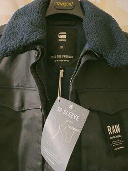 Куртки - G- Star джинсовая куртка, 0