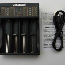 Зарядные устройства и адаптеры питания - LiitoKala Lii-402 зарядное устройство Power Bank, 0