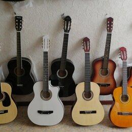 Акустические и классические гитары - Новая гитара MAr, 0