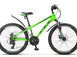 """Велосипеды - Подростковый велосипед Stels Navigator-400 MD 24"""", 0"""
