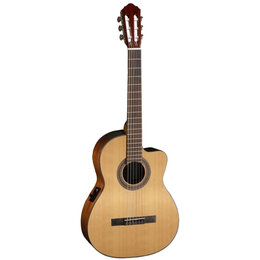 Акустические и классические гитары - Электро-акустическая гитара Parkwood PC110 , 0