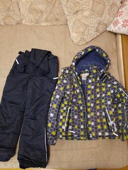 Комплекты верхней одежды - Зимний комплект крутка и штаны 146р-р, 0