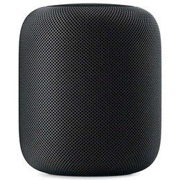 Чехлы - Умная колонка Apple HomePod Black, 0