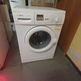 Стиральные машины - Б у стиральная  машина bosch 5, 0