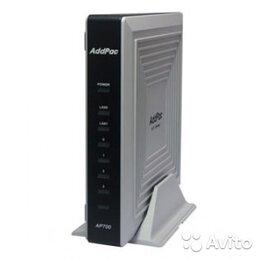 VoIP-оборудование - AddPac AP700P, VoIP шлюз, 4 порта fxs, AP100B, 0