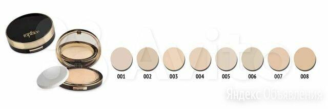 Пудра Topface Velvet Puff Compact Powder по цене 230₽ - Для лица, фото 0