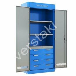 Шкафы для инструментов - Шкаф инструментальный с ящиками KronVuz Box 1430, 0