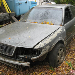 Транспорт на запчасти - Запчасти Audi 100 1991г. в наличии б.у., 0
