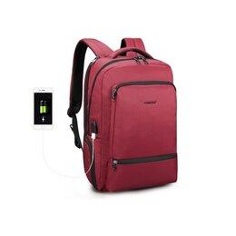 Рюкзаки - Городской рюкзак TGN Tigernu T-B3585 Red, 0