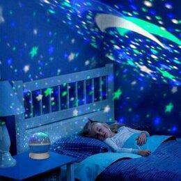 Настольные лампы и светильники - Детский ночник звездное небо Night Ligh, 0
