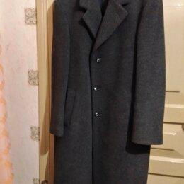 Пальто - Пальто драповое, 0
