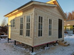 Готовые строения - Каркасно щитовой дом 5х6 под ключ, 0