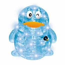 Игровые наборы и фигурки - Пингвин со светом 3d пазл, 0