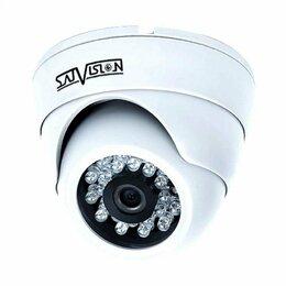 Камеры видеонаблюдения - SVC-D892 v3.0 2 Mpix 2.8mm UTC видеокамера AHD купольная, 0