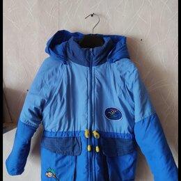 Куртки и пуховики - Детская зимняя куртка 4-5 лет, 0