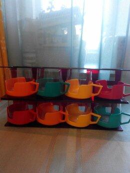 Бокалы и стаканы - Стаканы в подстаканнике, 0