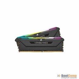 Модули памяти - Оперативная память DDR4 16GB (2x8Gb KIT) 3200Mhz Corsair RGB PRO SL CMH16GX4M2Z, 0
