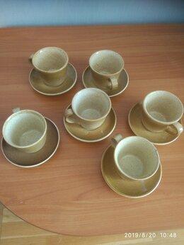 Кружки, блюдца и пары - Кофейный набор, 0