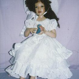 Куклы и пупсы - Коллекционная кукла из смолы. Мастер Jane Bradbury, 0