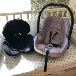 Люльки и переноски -  Автокресло 🚗 детское 👶 люлька переноска Bebe Mobile, 0